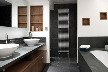 Trendy Modern Bathroom From Premium Heat